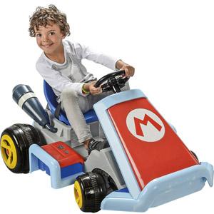Kart électrique Mario, JouéClub 199,99€ (le centime c'est cadeau)