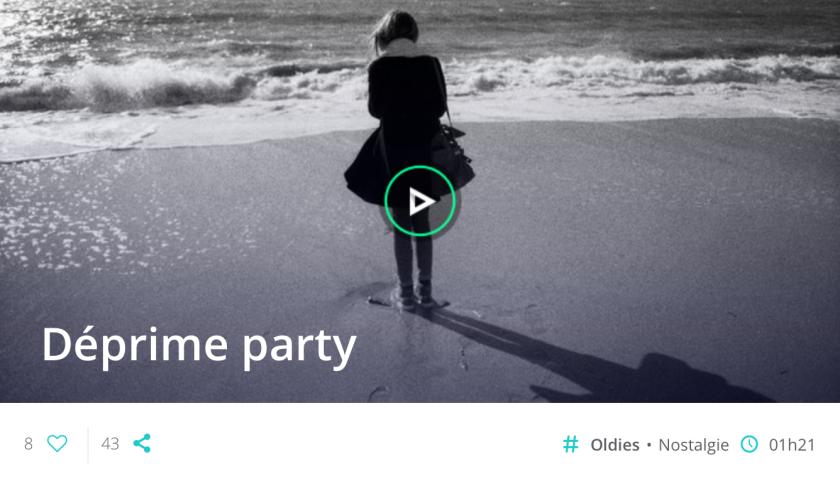Deprime party