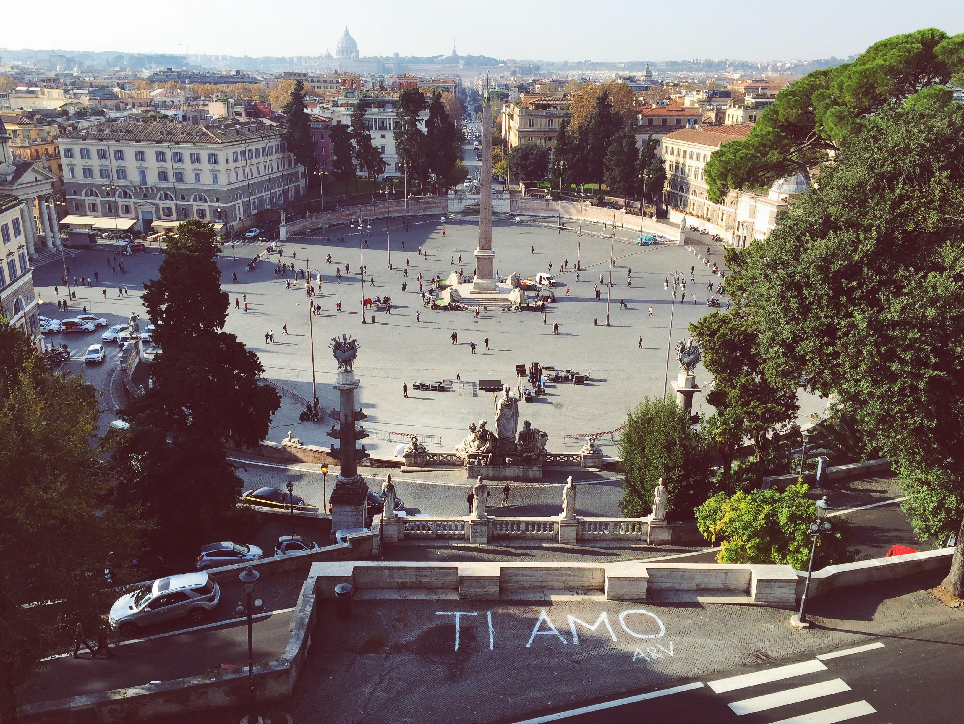 Photo salomé lagresle Rome